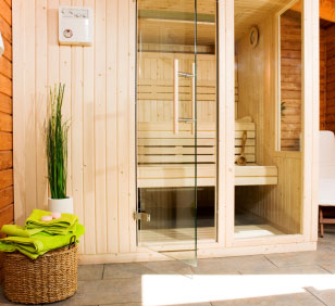Kim Duess uses the infrared sauna for detox and many other health benefits.